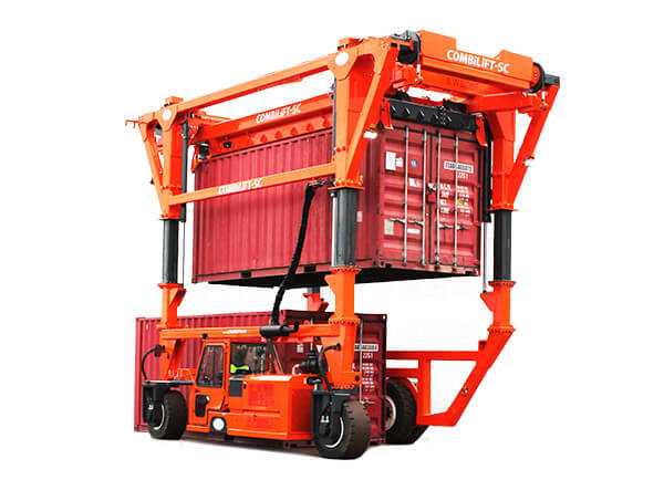 New Container Handlers