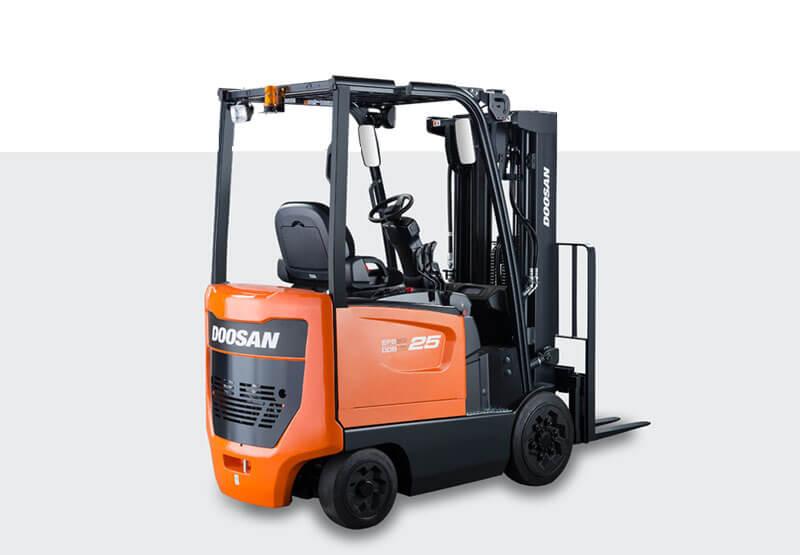 Hire Forklift Trucks Sussex & Surrey