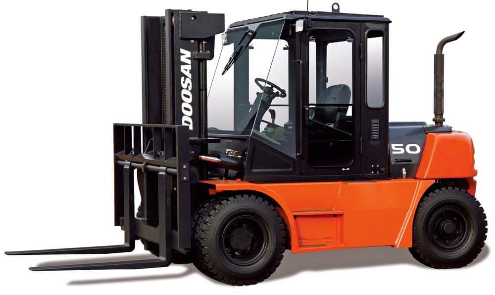 Doosan D50 Forklift Hire & Sales