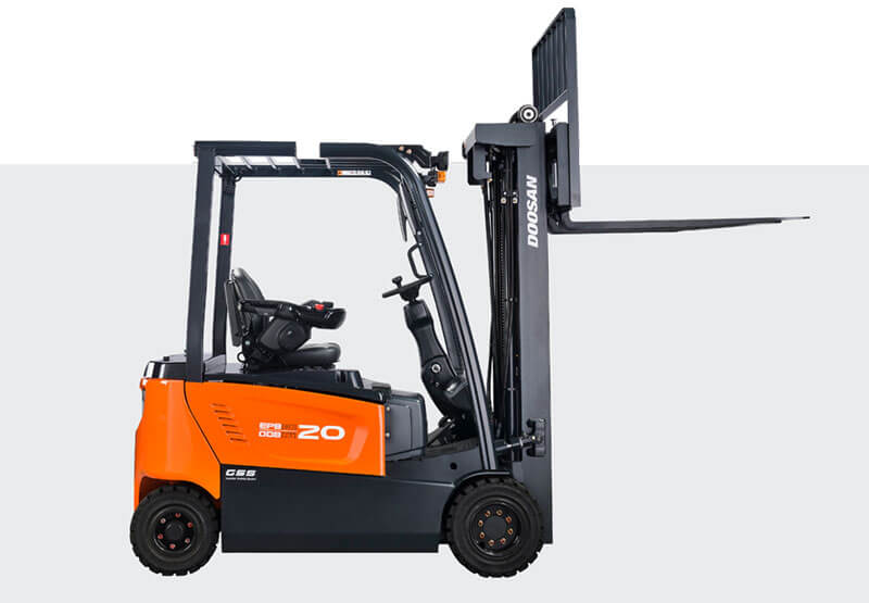New Forklift Trucks Sussex & Surrey