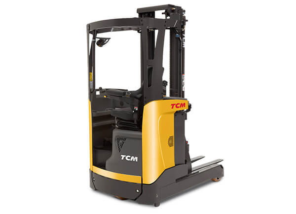 New Reach Trucks