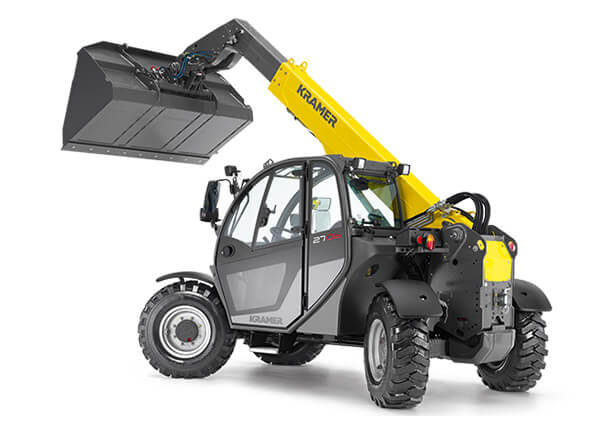 New Telehandlers