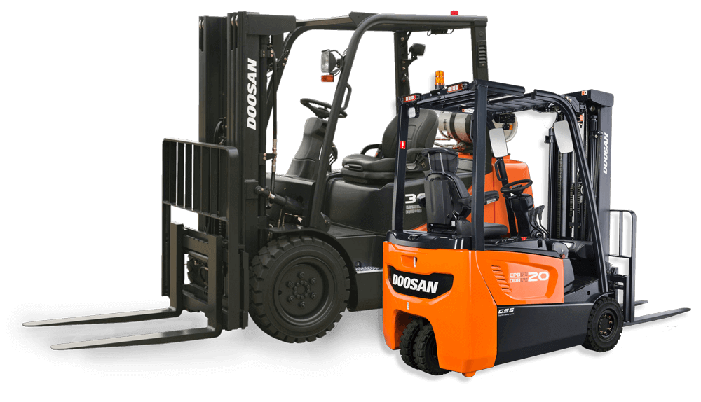 New And Used Forklift Trucks Sussex & Surrey
