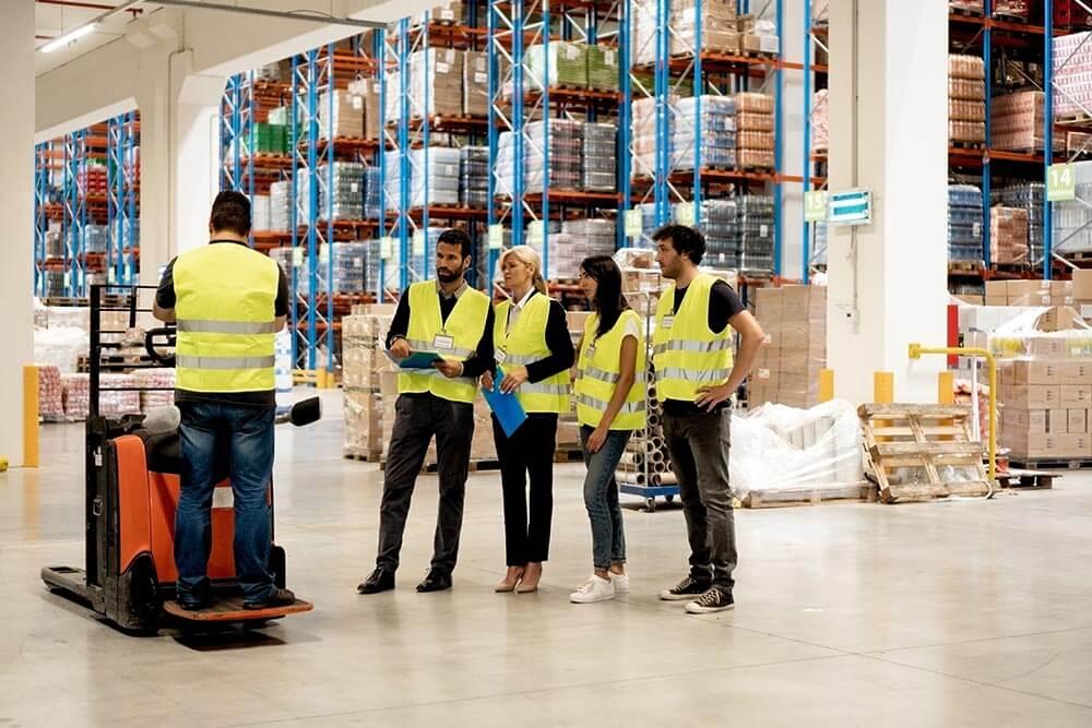 Forklift Health & Safety Sussex