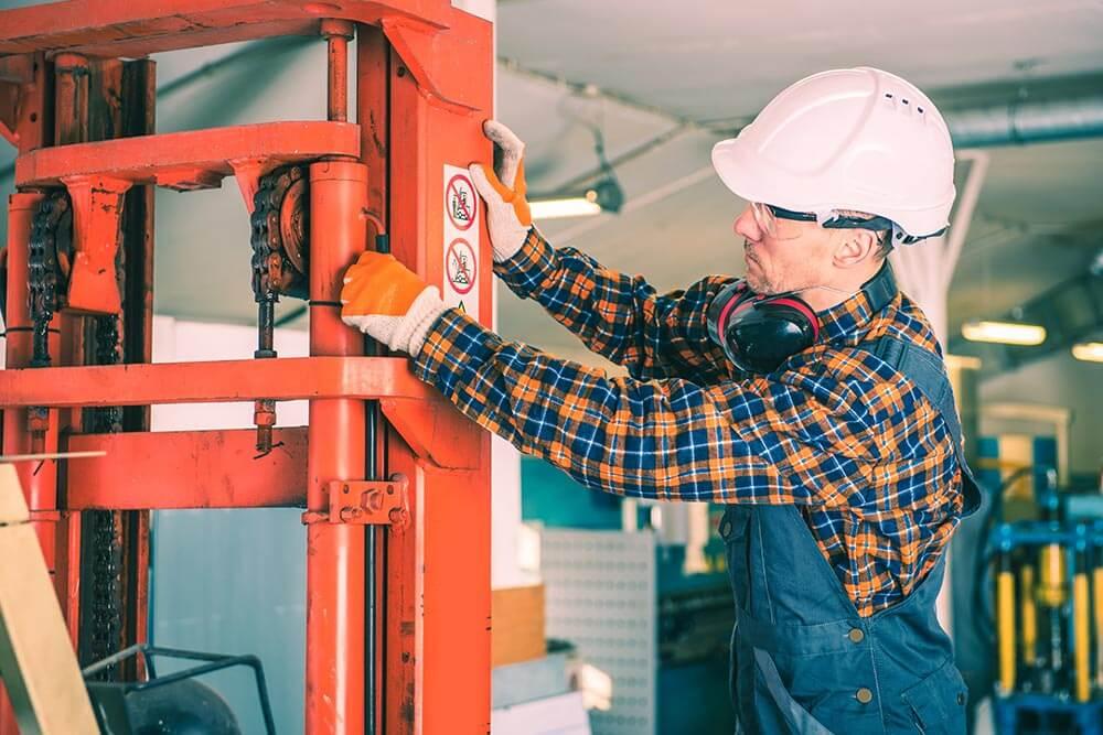 Forklift Repairs Maintenance Servicing Sussex