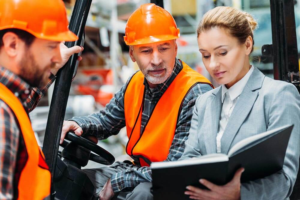 Forklift Safety Training Sussex